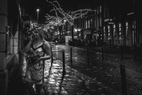 Black and White Street Photography in Swansea | Mirrorless Cameras | Scoop.it