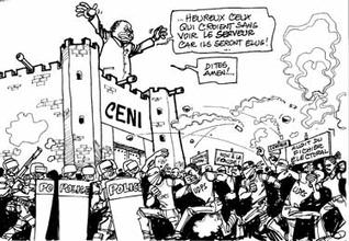 RDC: 5 CONDITIONS AVANT D'ALLER AUX ÉLECTIONS | EUGENE DIOMI NDONGALA, PRISONNIER POLITIQUE EN RDC | Scoop.it