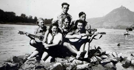 These Pre-WWII German Teens Resisted Nazis With Jazz, Dancing, And Violence | World at War | Scoop.it