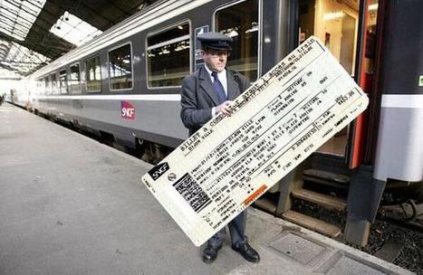 La SNCF s'offre un bad buzz pour quelques cm | Réseaux sociaux LIVE | Scoop.it