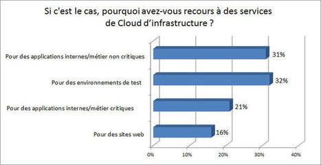 Les DSI français basculent en masse vers le cloud | Marc Fornas | Scoop.it