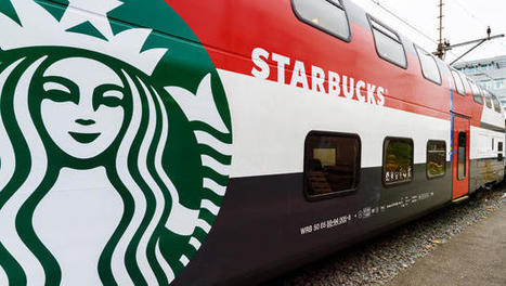 This Train Is Hiding A Full Starbucks Store Inside | Real Estate Plus+ Daily News | Scoop.it