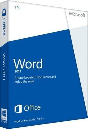 Review Microsoft Word 2013 Key Card Non-Commercial | wsoftlink2 | Scoop.it
