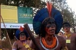 Le barrage géant de Belo Monte sème le désarroi en Amazonie | 694028 | Scoop.it