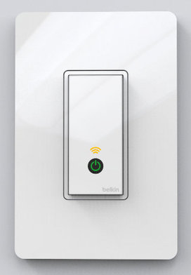Belkin Wemo Light Switch Can Be Controlled by Android Devices | Embedded Software | Scoop.it