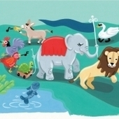 15+ Fantastic Free Carnival of the Animals Resources | Midnight Music | Music Education Matters | Scoop.it
