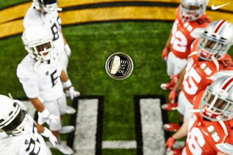 4 Social Media Highlights from Oregon and Ohio's College Football National Championship - PR News | Event Social Media & Technology | Scoop.it