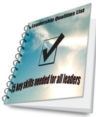 Upward Leadership: Lead Up to Your Leader | Leadership Qualities List | Teachning, Learning and Develpoing with Technology | Scoop.it