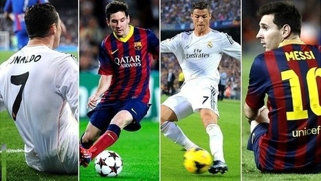 Ronaldo or Messi who will score more goals in this La Liga???  | Bookmarks everywhere | Scoop.it