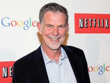 NETFLIX CEO ON THE TV INDUSTRY: It had a great 50-year run, but it's over now | screen seriality | Scoop.it