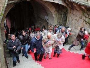 Rocamadour. L'année jubilaire est lancée - La Dépêche | Autour de Carennac et Magnagues | Scoop.it