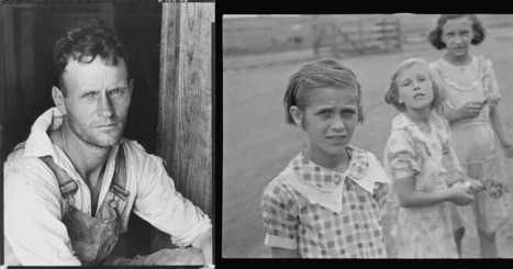 Walker Evans' Reflections on His Great Depression Photos | L'actualité de l'argentique | Scoop.it