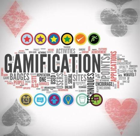 The Gamification Of Business | Forrester Blogs | I can explain it to you, but I can't understand it for you. | Scoop.it