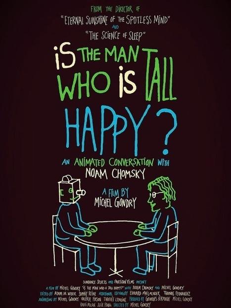 Conversation animée avec Noam Chomsky de Michel Gondry | P O C: Présentation Originale des Connaissances | Scoop.it