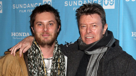 EXCLUSIVE: Duncan Jones Says Late Father David Bowie Was 'Proud' of Him, Is 'Excited' About His First Baby | B-B-B-Bowie | Scoop.it