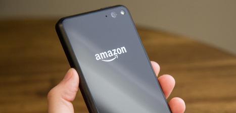 Amazon quiere que los lectores usen su próximo móvil para leer | Litteris | Scoop.it