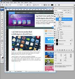 Diseño grafico |recursos|diseño web: ¿Cómo hacer un diseño de lujo para un blog de con Photoshop | recurso de diseño | Scoop.it