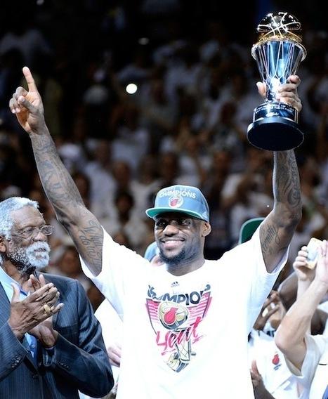 LeBron James, Miami Heat Win NBA Championship: Rappers React –RapFix | READ WHAT I READ | Scoop.it