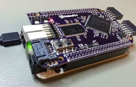 FPGA Add-On Boards Supported By Raspberry Pi And BeagleBone Black | Arduino, Netduino, Rasperry Pi! | Scoop.it