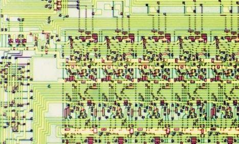 The Surprising Story of the First Microprocessors | Tech History | Scoop.it