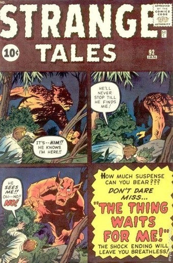 50 Comic Books from 50 Years Ago: A Fanboy's View of January 1962 » Fanboy.com | Comic Books | Scoop.it