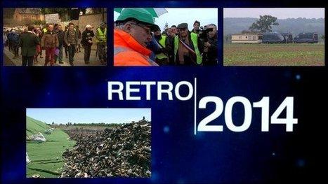 GDE à Nonant-le-Pin: une année pleine de rebondissements - Francetv info | NPA - déchets et recyclage | Scoop.it