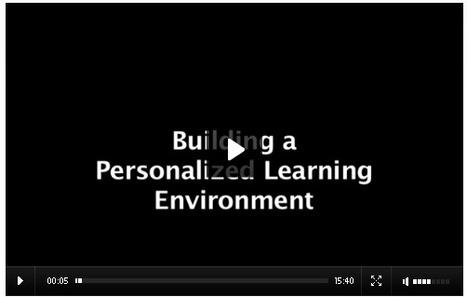 The Institute @ CESA #1 Video - Building a Personalized Learning Environment | Personalize Learning (#plearnchat) | Scoop.it