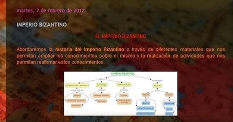 GEOHISTORIA 2º ESO: BIZANTINOS Y CAROLINGIOS...materiales para trabajar.   Jugando con la Historia   Scoop.it