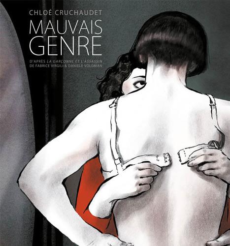 Animations et connaître Lyon : Chloé Cruchaudet à la librairie La BD Unique en son genre - Petit Bulletin | Merveilles - Marvels | Scoop.it