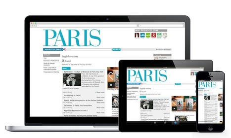 responsive web design, what is it? | Webdesign, interfaces et expérience utilisateur | Scoop.it