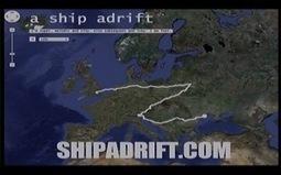 A Ship Adrift « Art & Cartography | Cartography | Scoop.it