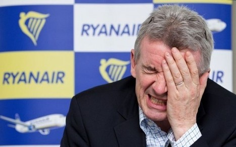 Ryanair se fait voler 5 millions de dollars par des hackers chinois | INFORMATIQUE 2015 | Scoop.it