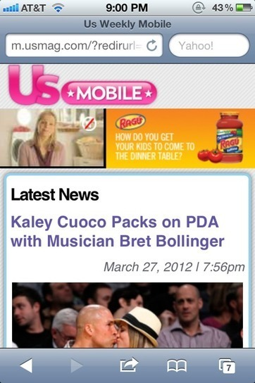 Ragu aims to bolster product sales via social, mobile effort - Mobile ... | Mobile-Comm | Scoop.it