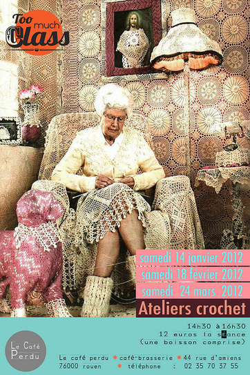 Ateliers Crochet à Rouen | Flickr - Photo Sharing! | Du fait main & some handmade | Scoop.it