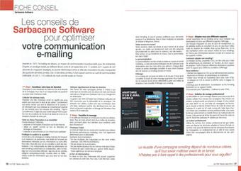 Conseils pour optimiser votre communication e-mailing (Magazine i-Entreprise) - Blog de Sarbacane Software - Toute l'information sur l'emailing | Email Marketing Francophone | Scoop.it