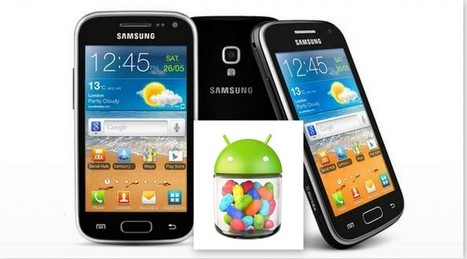 How to Install Android 4.1.2 Jelly Bean Firmware on Samsung Galaxy Ace 2 GT-I8160 [Tutorial]   Rooting Tutorials   Scoop.it