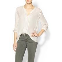 Joie Keyanna Silk Top – Cherry Blossom | MARC NEW YORK BLACK CAP SLEEVE SWEETHEART NECK SHEATH DRESS | Scoop.it