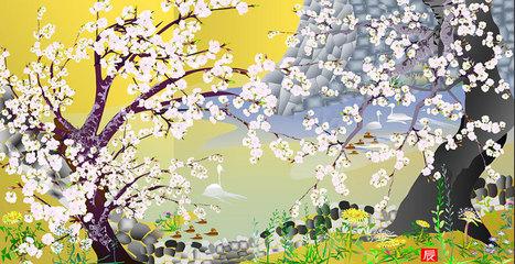 73-годишен японец създава впечатляващи картини само с Еxcel | Кариера | Scoop.it