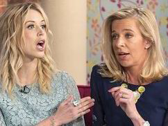 Peaches Geldof labels Katie Hopkins a 'Rent-a-gob' as they battle it out on This Morning | Showbiz | News | Daily Express | On My Front Porch | Scoop.it