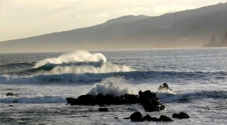 Energía a partir de las olas del mar en Canarias   Canarias, nuestro  paraíso.   Scoop.it