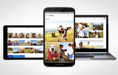 Google Photos offre un stockage gratuit et illimité dans le Cloud | Seniors | Scoop.it