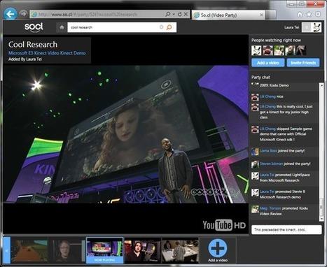 Διαθέσιμο σε όλους το So.cl, το κοινωνικό δίκτυο για σπουδαστές από τη Microsoft | omnia mea mecum fero | Scoop.it