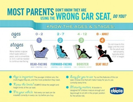 Child Safety Seat - Defensive Driving Texas Online Course | Defensive Driving | Scoop.it