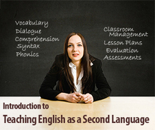 Introduction to Teaching English as a Second Language Online Course | English Language Teaching Materials | Scoop.it