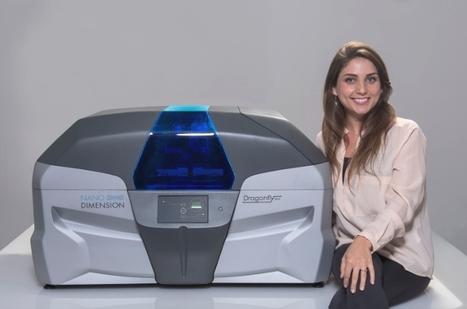 Nano Dimension livre sa première imprimante 3D PCB ! | FabLab - DIY - 3D printing- Maker | Scoop.it
