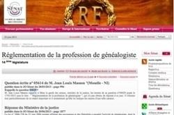 Les généalogistes successoraux confortés par la Garde des Sceaux | RFG | L'écho d'antan | Scoop.it