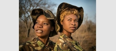 Majority Female Ranger Unit from South Africa Wins Top UN Environmental Prize | What's Happening to Africa's Rhino? | Scoop.it