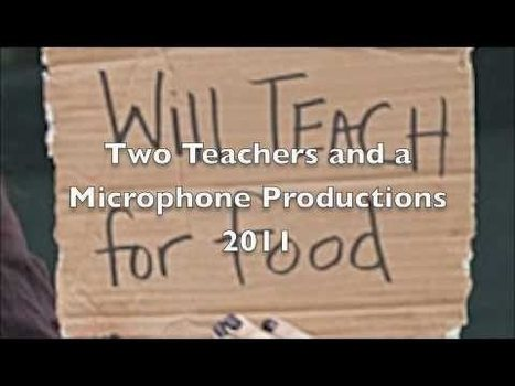Two Angry Teachers Rap About Being Fired By LAUSD | Catalyzing Education Reform | Scoop.it