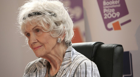 Le Nobel de littérature pour Alice Munro, auteur de nouvelles : une ... | Actualité littéraire | Scoop.it