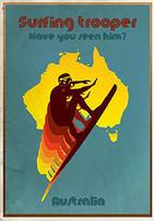 Trooper goes Aussie | VIM | Scoop.it